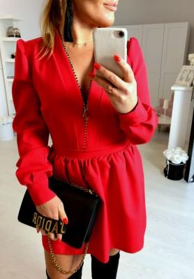 Sukienka Dakota Czerwień