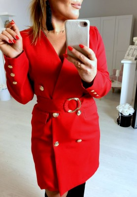 Sukienka Donelly Czerwień