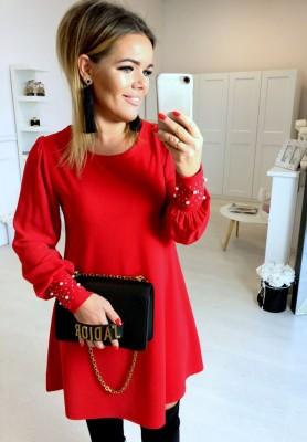 Sukienka Ariana Czerwień