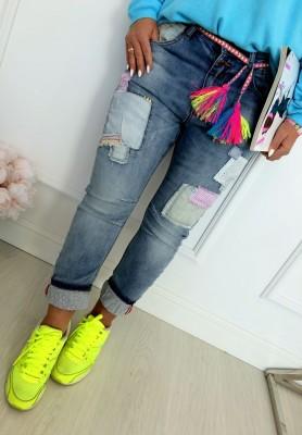 DY606 Spodnie Jeans Remi