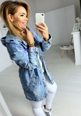 073 Kurtka Loop Jeans