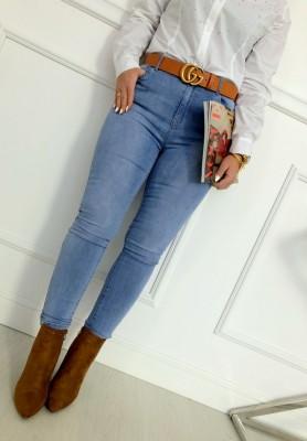 3199 Spodnie Insert Jeans
