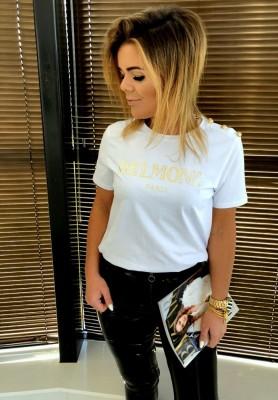 T-shirt Belmond Paris White
