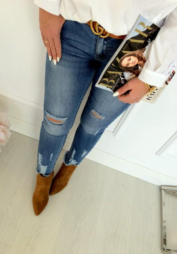 Spodnie Blue Jeans
