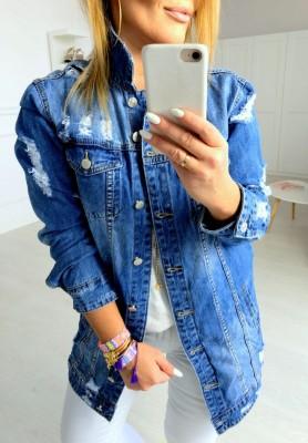 A1069 Katana Ripped Jeans