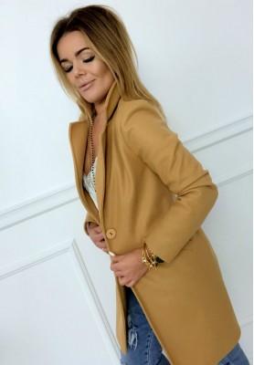 Płaszcz Monako Camel