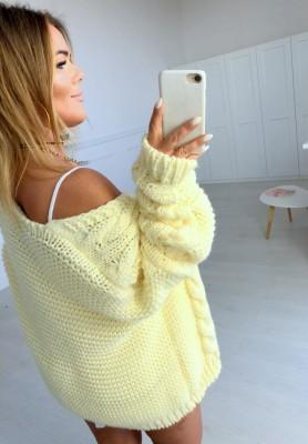 Sweter Kardigan Chantal Banan