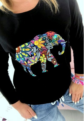 Bluza Elephant Black