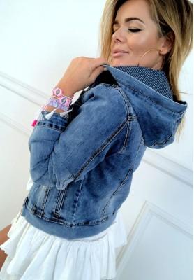 012 Kurtka Jeans Wave