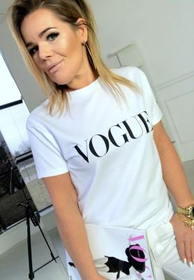 T-shirt Vogue White