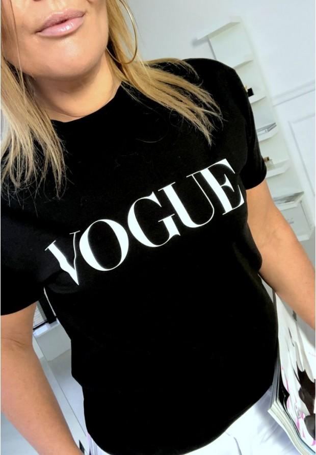 T-shirt Dream Black