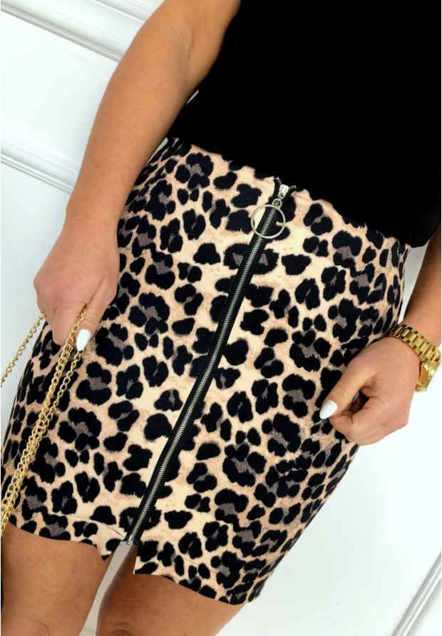 Spódnica Panther Zip