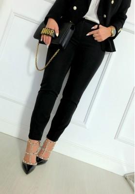 Spodnie Cover Czarne