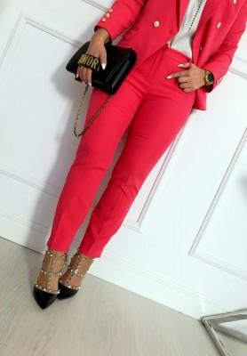 Spodnie Cover Malina