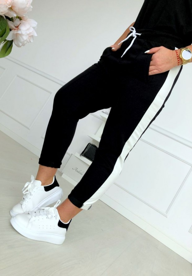 Spodnie Trevo Black