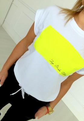 T-shirt Pocket White
