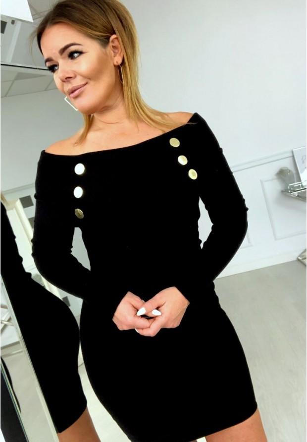 Sukienka Arles Czarna