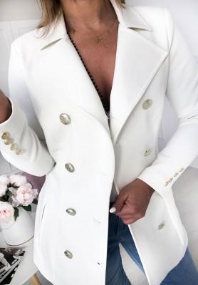 Płaszcz Elton Ecru