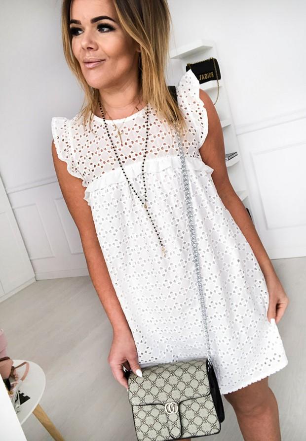 7239 Sukienka Tunika Boho Florin