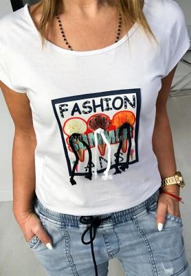 T-shirt Fashion White