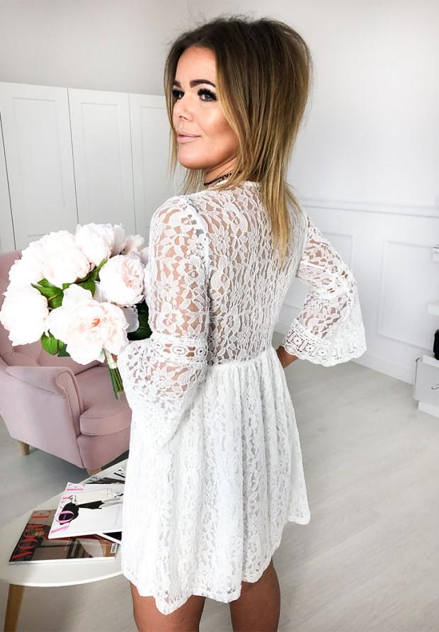 Sukienka Boho Karen White