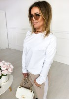 Bluza Basic Ultimate Biała