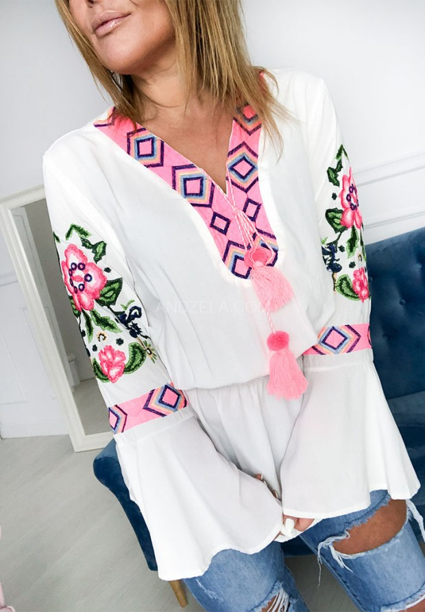 Bluzka Coco Pink