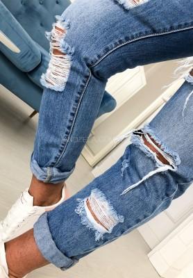 7191 Spodnie Jeans Venus