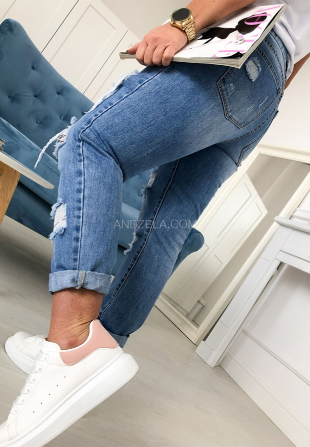 Spodnie Jeans Venus