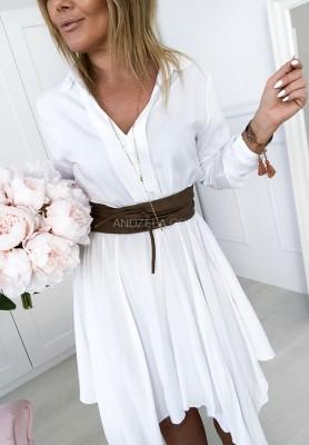 Sukienka Oliana Biała