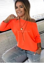 Bluzka Horta Neon Orange