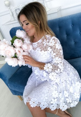 Sukienka Brooklyn Biała