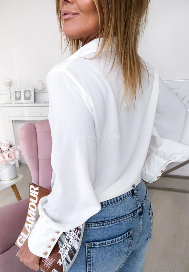 Koszula Dolce Biała
