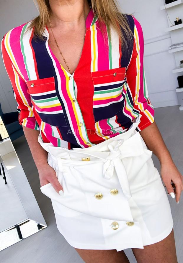 Koszula Paski Color