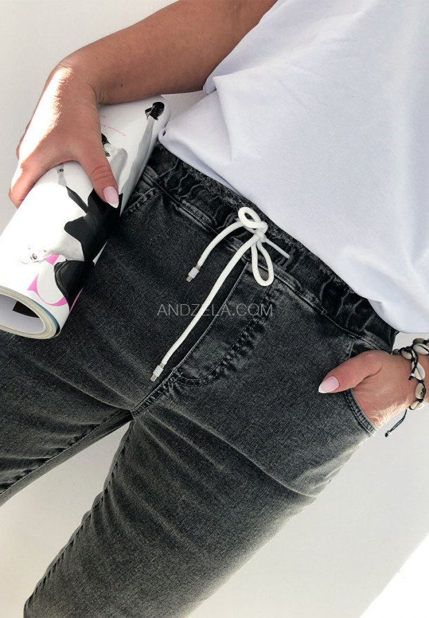 Spodnie Colin Grey