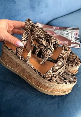Sandałki Snake