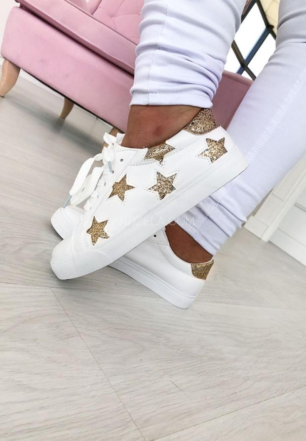 Кроссовки Gold Stars