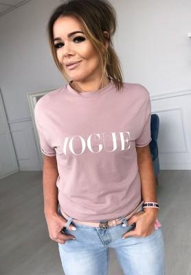 T-shirt Vogue Powder