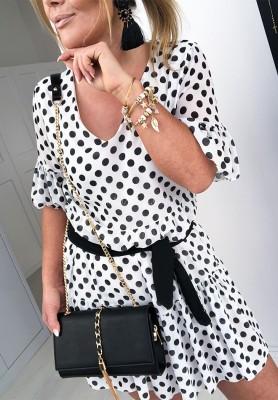 Sukienka Spot White