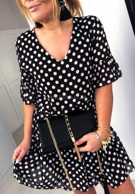Sukienka Spot Black