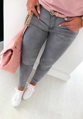 2390 Spodnie Stone Grey