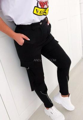 Spodnie Elegant Black