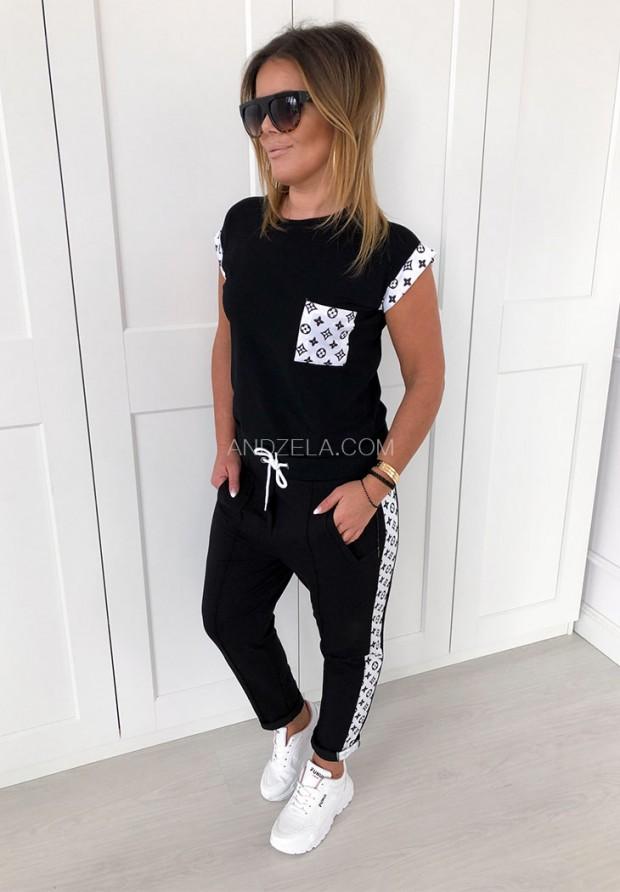 Spodnie Select Black