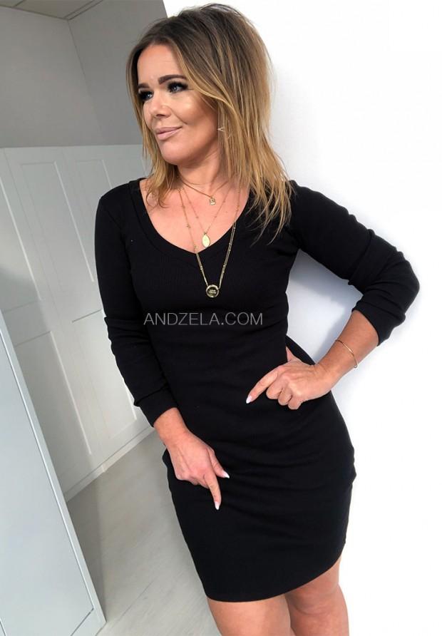 Sukienka Mania Black