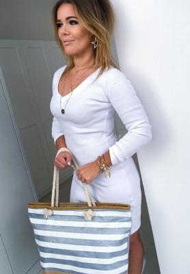 Sukienka Mania White