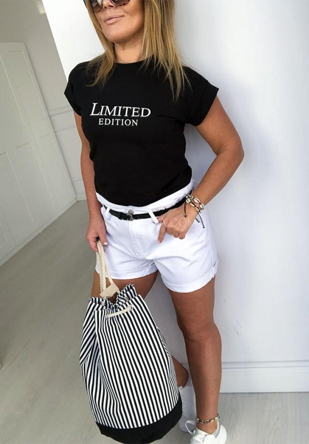 T-shirt Limited Black