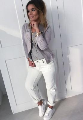 3D-593 Spodnie Candy Jeans