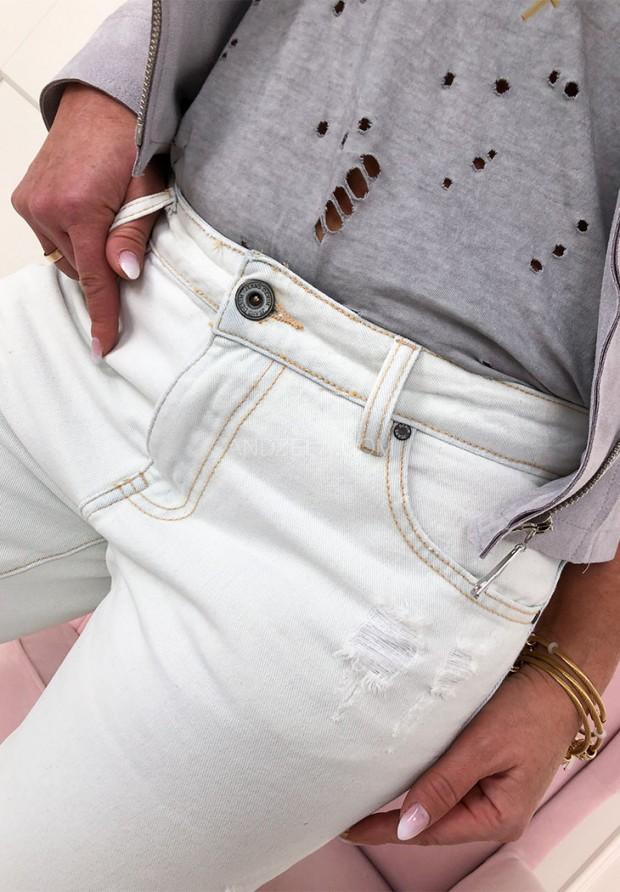 Spodnie Candy Jeans Light