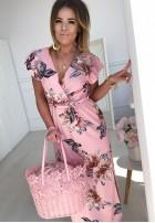 Sukienka Maxi Aurelia Puder