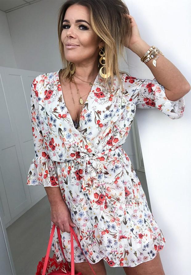 Sukienka Sheila White